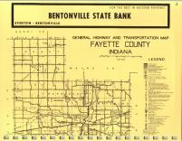 Map Image 010, Fayette County 1972